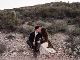 lost dutchman state park engagement session wedding photography
