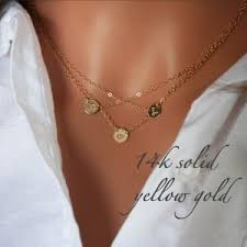Personalized Initial Jewelry Handmade Personalized Initial Jewelry Gosia Meyer Jewelry