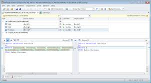 sql server compare tables sql server how to compare the schema of two databases with schema
