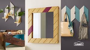 easy diy wooden mirror frame youtube