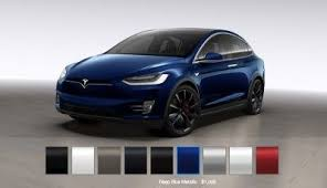 Tesla Carbon Fiber Interior What Do You Think Is The Best Colour Combination For The 2017