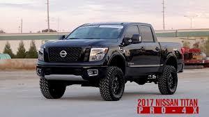 nissan titan cummins lifted 2017 nissan titan pro 4x black vehicle profile www
