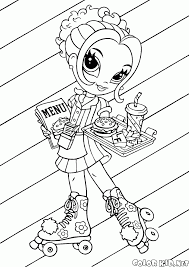 daisy duck daisy duck play roller skate coloring page daisy duck