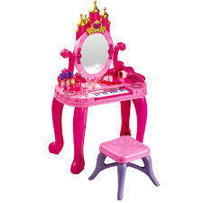 Disney Princess Vanity And Stool Girls U0027 Vanity