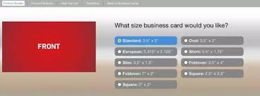 The Size Of Business Cards What Are The Exact Dimensions Of A 2016 Quora
