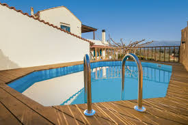 Cottages To Rent With Swimming Pools by Ioannis Traditional Cottage In Nerochori Chania Crete Villas