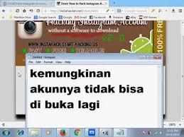 cara membuat akun instagram secara online how to hack instagram software bahasa indonesia works 100 youtube