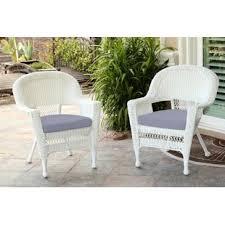 white resin wicker chairs wayfair