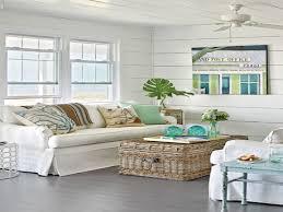 bookcase antique coastal cottage living room decor small