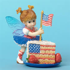 my kitchen fairies entire collection 4th of july my kitchen fairies figurine 4036668