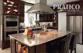 cuisine pratique îlot de cuisine pratique cuisine inspirations décoration et