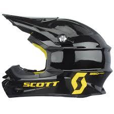 scott motocross helmet scott 350 pro white offroad helmets various colors exclusive range