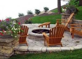 Square Fire Pit Kit by Outdoor Fireplaces U0026 Fire Pits Upgrade U0026 Installation