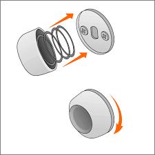 how to install a magnetic door stop u2013 rok hardware