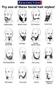 hair style esl beards a shaver s guide to facial hair styles