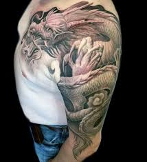 chinese dragon tattoo designs for men pictures to pin on pinterest