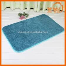 Aqua Bathroom Rugs by Absorbent Bath Rug Without Rubber Backing Absorbent Bath Rug