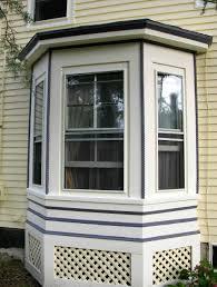bow windows exterior