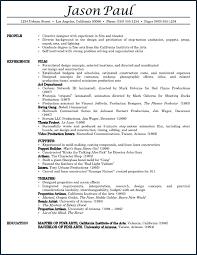 view resume exles resume outline free millbayventures