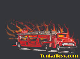 tonka fire truck selling tonka toys 1957 tonka toys private label united van lines