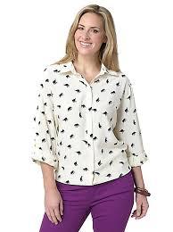 elephant blouse asos curve shirt in elephant print gwynnie bee