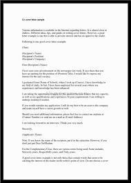 Best Resume Cover Letter Examples by Best Resume I Have Ever Seen Free Resume Example And Writing