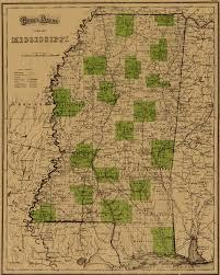 Franklin Maps Franklin County U0026 Mississippi Maps At Mississippi Genealogy