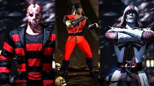 Halloween Costumes Mortal Kombat Mortal Kombat Free Skins Costumes Pc Mods 3