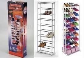Amazing Shoe Rack 30 Pairs Amazing Shoe Storage 10 Tier Shoe Rack