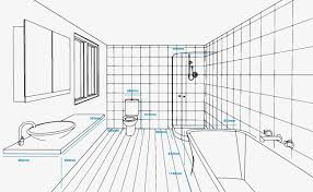 House Measurements Standard Bathroom Dimensions Room Design Ideas Photo With Standard