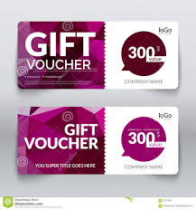 gift card discount gift voucher market offer template layout with colorful modern