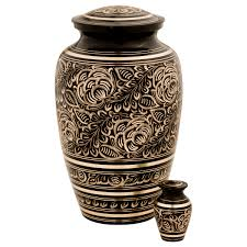 cremation urns for adults villarose brass cremation urn for ashes
