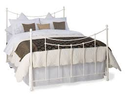 Black Headboards For Double Beds by Metal Headboards For Double Bed Home Website