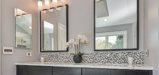 top bathroom designs 9 top trends in bathroom design for 2017 home remodeling
