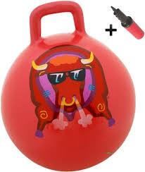 amazon com waliki toys hopper ball for kids ages 3 6 hippity hop