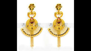 new fashion gold earrings new gold earrings designs 2017 collection earrings designs in gold