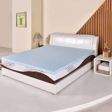 memory foam massage table topper aliexpress com buy goplus 3 7 6cm gel antimicrobial memory foam