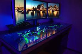 Amazing Computer Desks Mesmerizing Awesome Computer Desks Photo Inspiration Tikspor