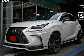 custom lexus is300 2016 lexus nx300h adv6 m v2 sl brushed liquid smoke wheels adv 1 wheels