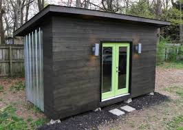 tiny house studio backyard studio tiny house plans