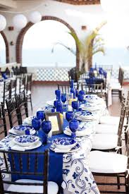 Home Decoration For Wedding Blue Wedding Decorations For The Table 1000 Images About Blue