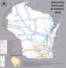 Chicago Train Map by Many Prospects For Passenger Rail In Wisconsin Streets Mn