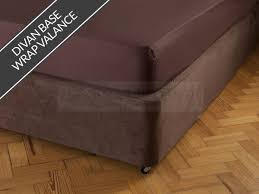 Bed Valance Wrap Divan Base Wrap Valances