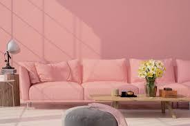 wand rosa streichen ideen wand in pastellfarben ideen zum mischen malen streichen