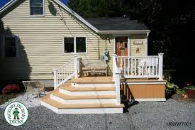 home deck plans small diy deck plans