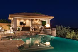 Arizona Backyard Landscaping by Landscaping Design U0026 Remodeling Pool Builders Phoenix Az