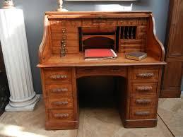 bureau americain bureau ancien américain à 29 tiroirs