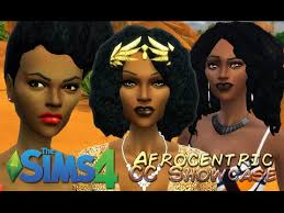 sims 4 blvcklifesimz hair sims 4 cc showcase afrocentric hairs collection 2 youtube