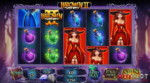 halloween slots halloween fortune ii slot machine from playtech reviewed by