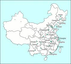 Shenyang China Map by Emerging Tobacco Hazards In China 1 Retrospective Proportional